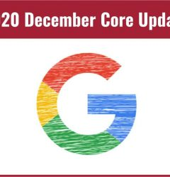 2020 December Core Update