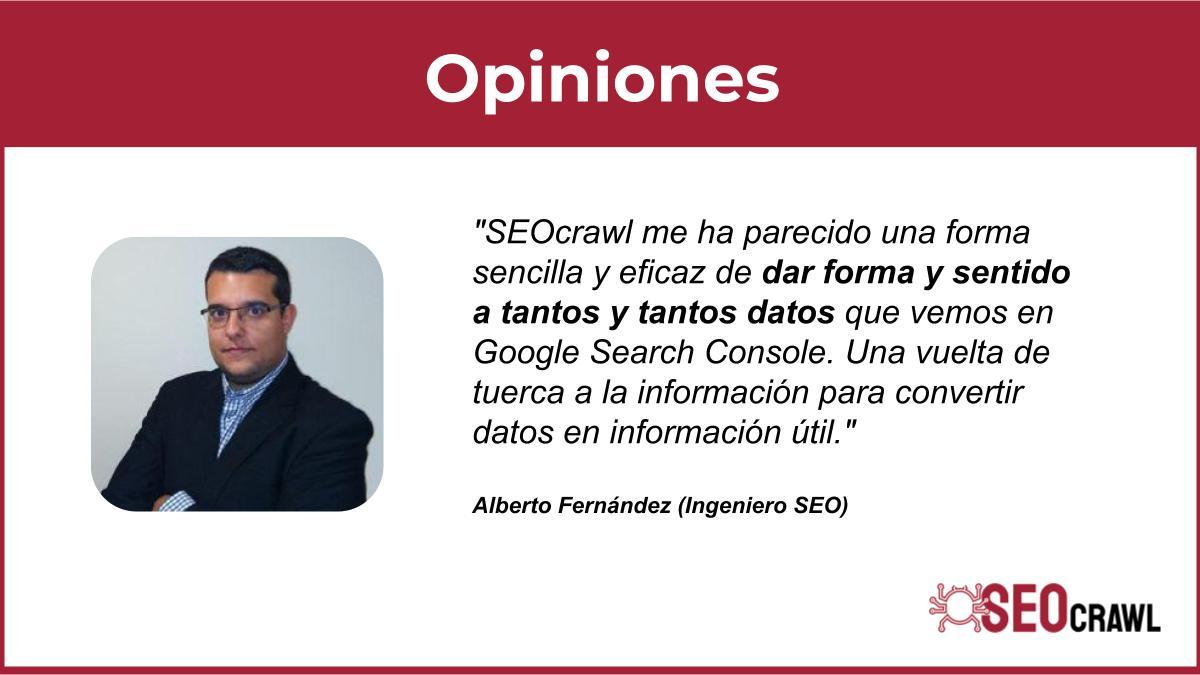 Alberto Fernández de Ingeniero SEO