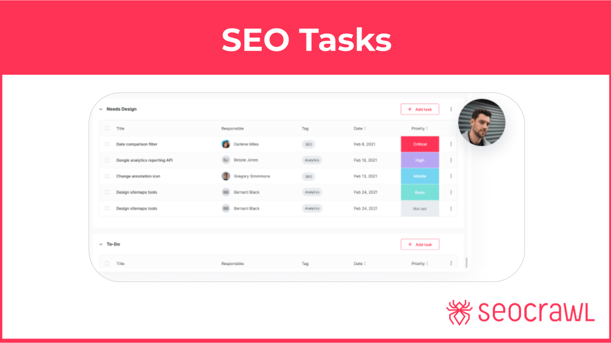 How to manage your project's SEO tasks